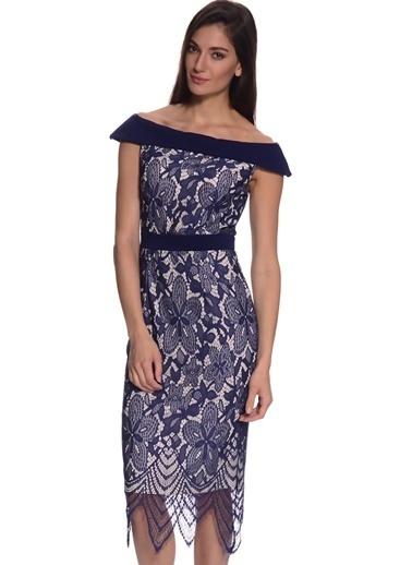 Lıttle Mıstress Elbise Lacivert